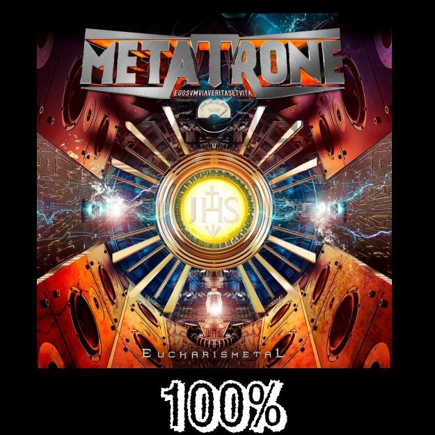 Reviews: Metatrone - Eucharismetal