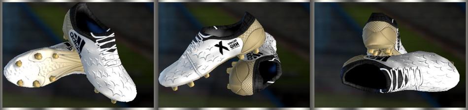PES 2013 Adidas X 16.1 Stellar 2016-2017 Boots by Jayk