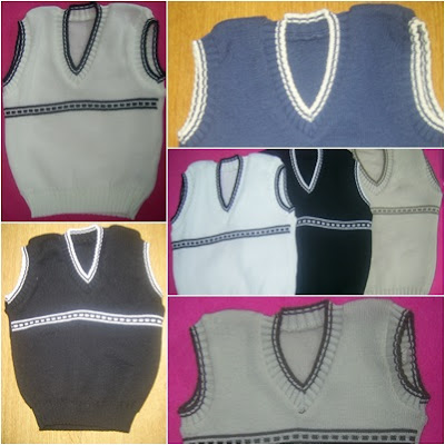 ropa de bebes hechas con lana
