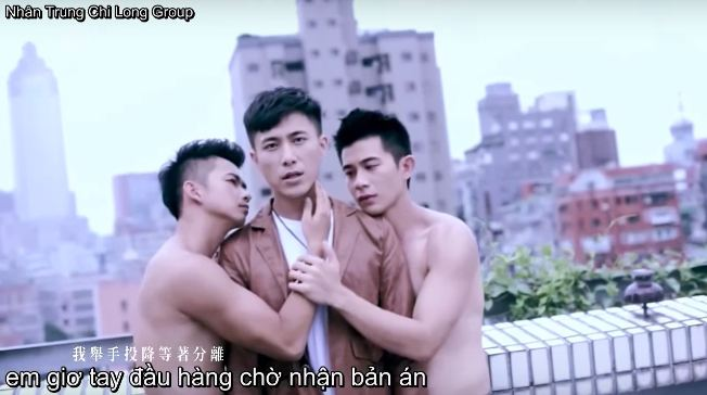 MV 18 boy love, Thuong Ai Toi, Hoang Huu Kiet Antonio