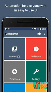 MacroDroid Device Automation Mod APK