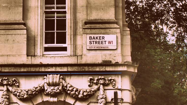 Music Monday: Winding Your Way Down To Baker Street