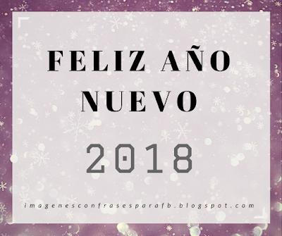 imagenes con frases para darle la Bienvenida al 2018,
