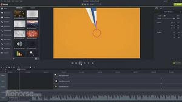 تحميل برنامج تصوير الشاشة وعمل الشروحات | TechSmith Camtasia Studio 9.1.2 Build 3011