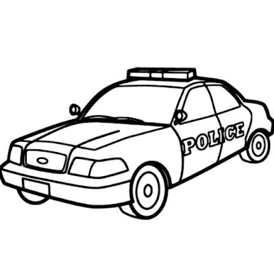 رسومات اطفال للتلوين سيارات