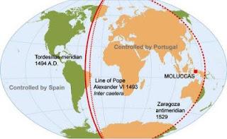 Perjanjian Saragosa, Duka Bagi Tidore Dan Ternate