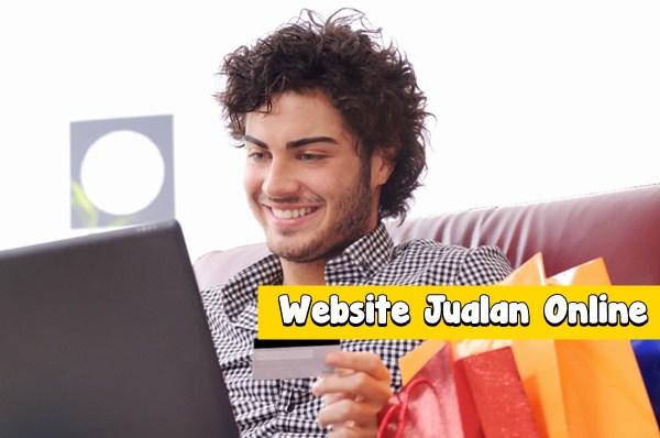 Website Jualan Online Murah
