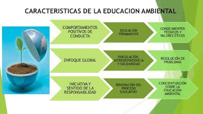 caracteristicas de la Educación Ambiental