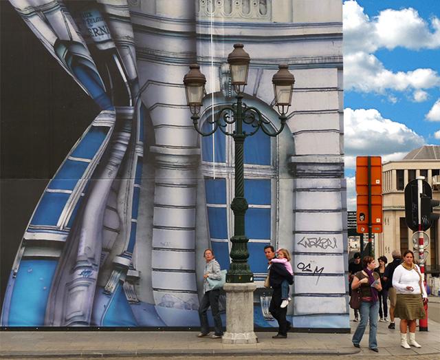Magritte a Bruxelles