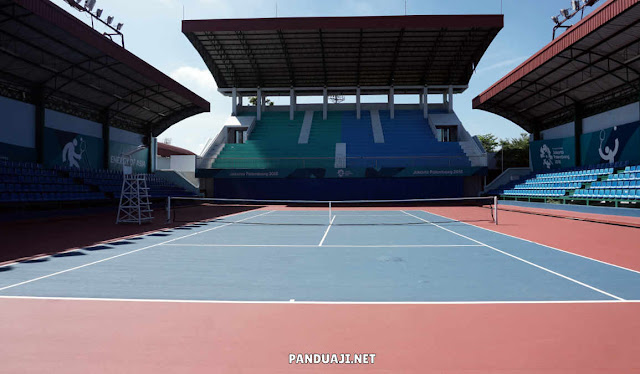 Jakabaring Tennis Outdoor