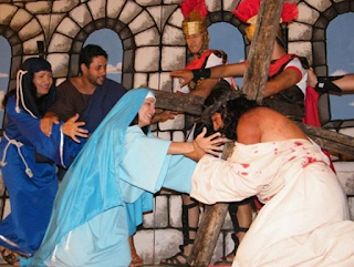 Fortes chuvas fazem Prefeitura do Sertão cancelar espetáculo da Paixão de Cristo