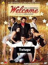 Welcome (2007) DVDrip (Telugu Dubbed) Movie Watch Online 720p