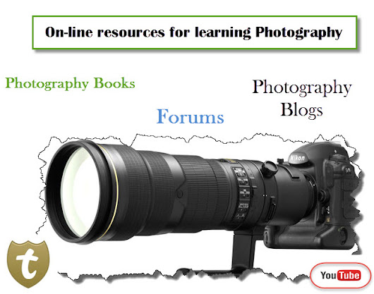 Best Online resources for learning photography | Photography & Tech Update