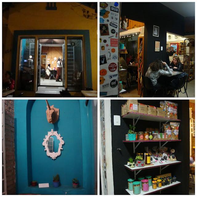 Chá Comigo, Belo Horizonte