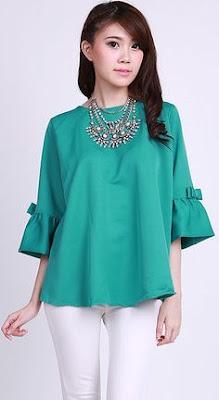Model Baju Atasan Terbaru Blouse