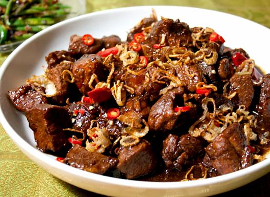 Resep Babi Kecap Chinese Food