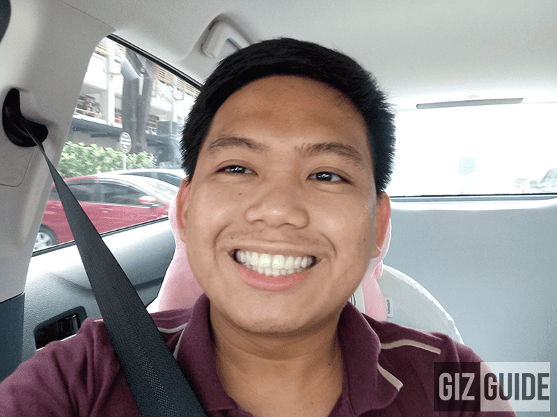 Auto selfie
