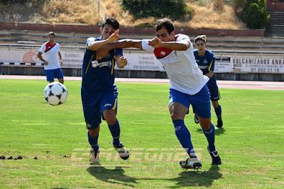 Real Aranjuez - Getafe CF