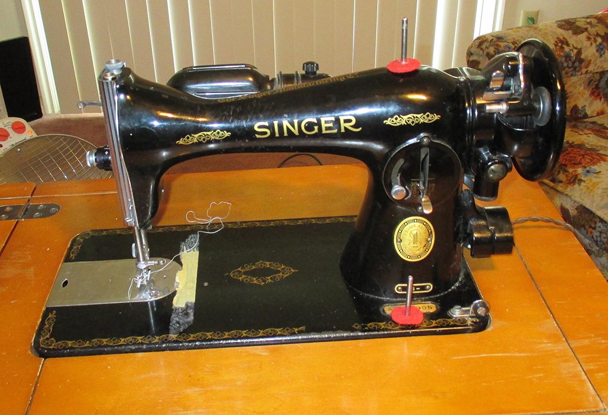 sewing machine mechanic