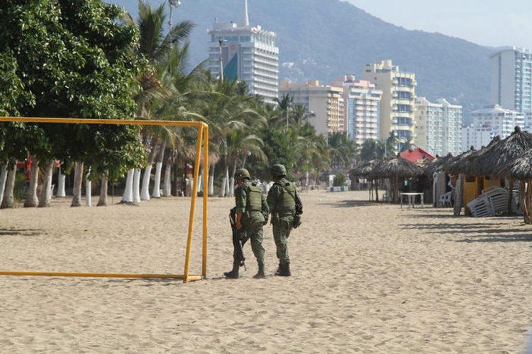 Encuentran dos cabezas humanas en Acapulco y dos cuerpos desmembrados en Chilpancingo