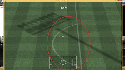 Trik Tendangan Bebas (Free Kick) di PES 6,2013,2016 Pasti Goal!
