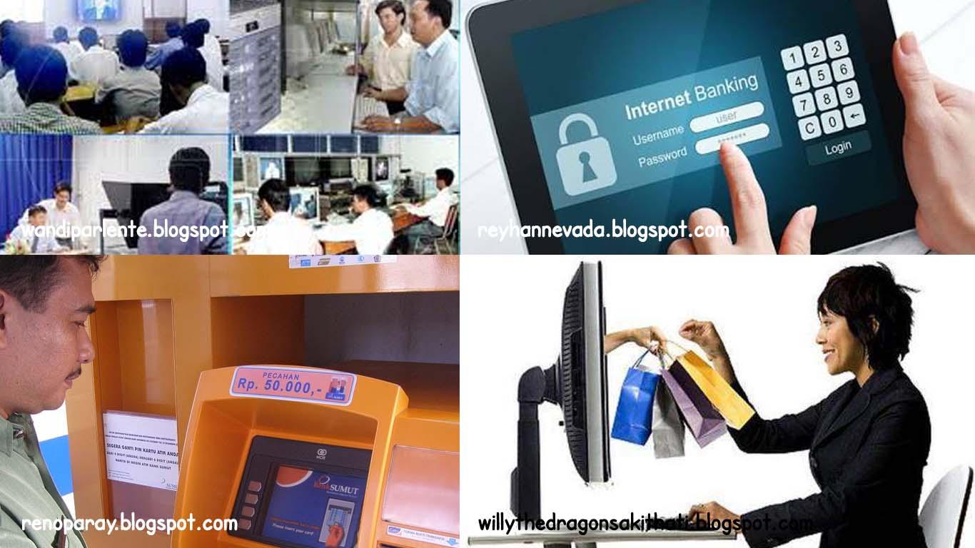 Dampak Teknologi Bidang Ekonomi