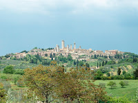 Via Francigena San Gimignano