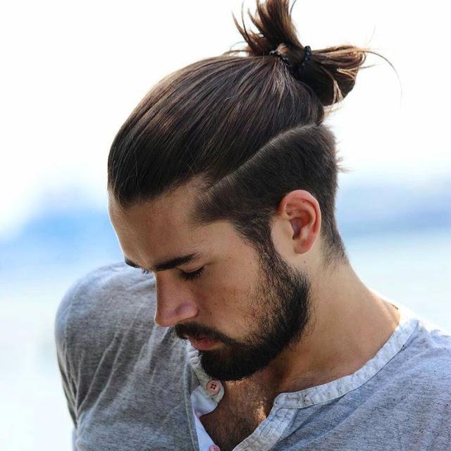 Hukum Lelaki Ikat Rambut Panjang