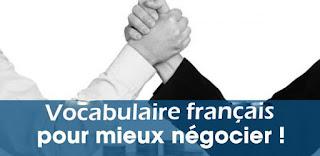 Mener une négociation en français : lexique