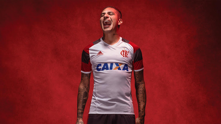9c5d6c193 This is the new Flamengo 2016-17 Adidas away shirt.