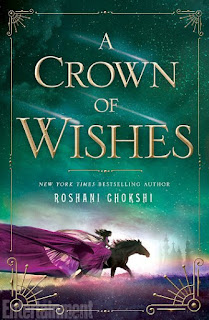 A Crown of Wishes by Roshani Choksi || Cover Love