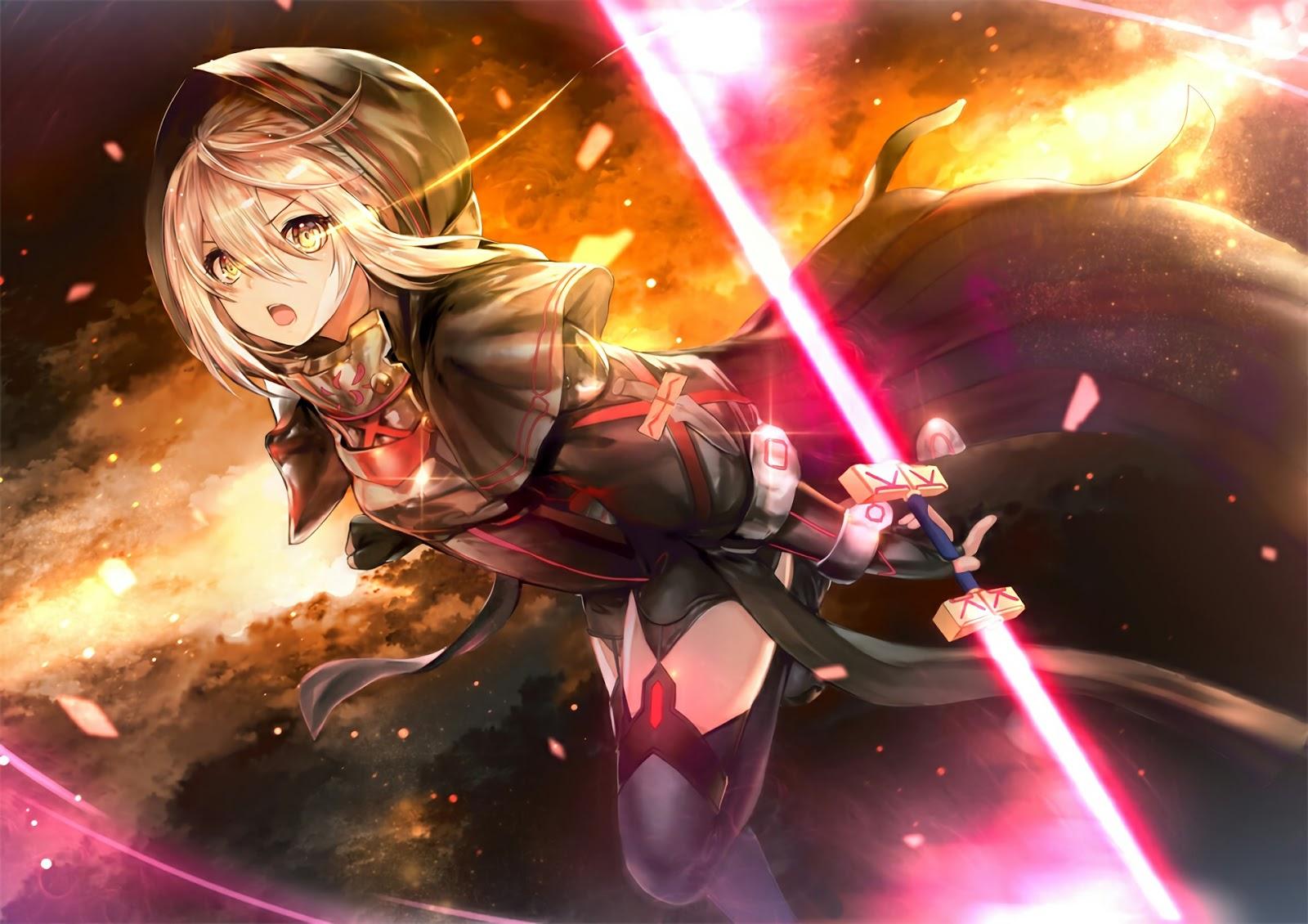 Fate AowVN%2B%252876%2529 - [ Hình Nền ] Anime Fate/GrandOrder tuyệt đẹp Full HD | Wallpaper