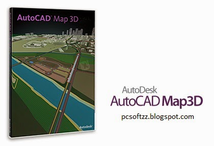 Download Autodesk AutoCAD Map 3D 2015 + 2014 x86/x64 [Full Version Direct Link]