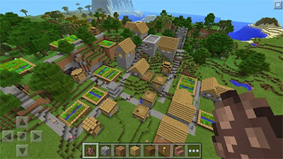 Cara Instal dan Mainkan Game Minecraft Pocket Edition Mod di Android