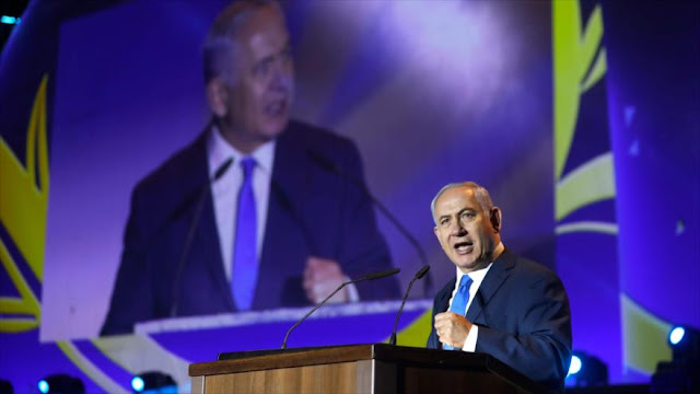 Netanyahu promete venganza por ingreso de Palestina en Interpol