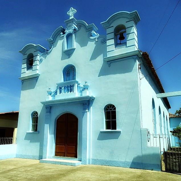 Capela de Santo Antônio, Centro de Tavares