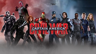 Captain America - Civil War Movie Online