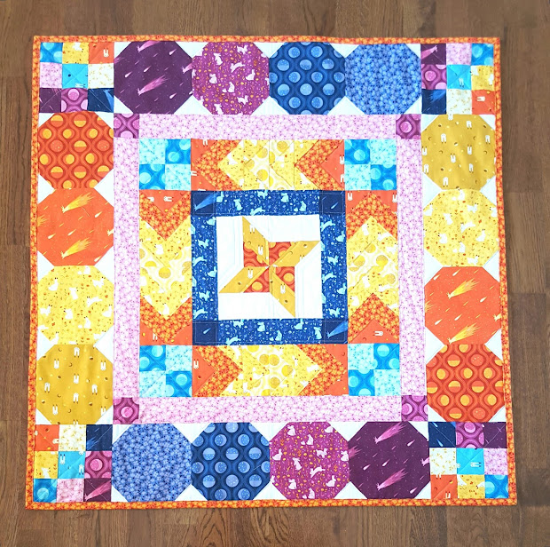 Fabric Spring Quilt Patterns