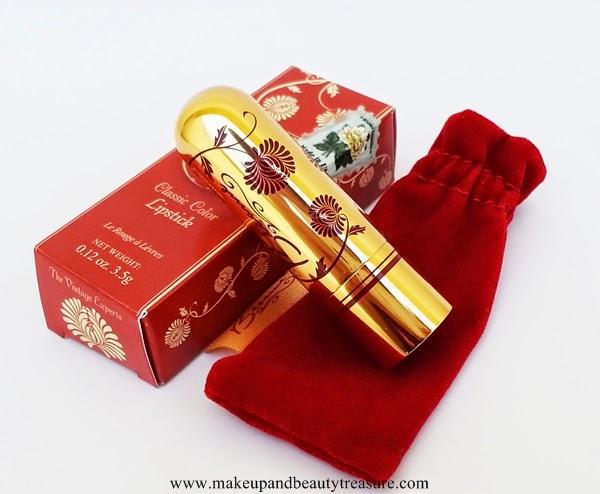 Makeup and Beauty Treasure: Besame Cosmetics Lipstick in ...