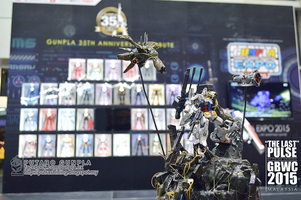 GBWC 2015 MALAYSIA - RX-78-2 THE LAST PULSE by Putra Shining