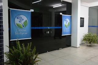 Campus Cuité da UFCG sedia V Workshop de Ciências Biológicas
