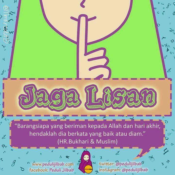 gambar animasi peduli jilbab hijab syari