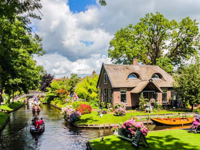 Beautiful Small Villages Around The World That Are Definitely