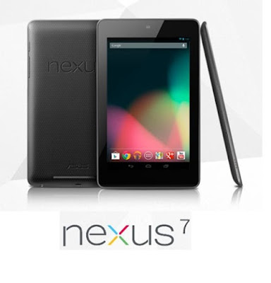 Asus Google Nexus 7 Cellular Specifications - LAUNCH Announced 2012, October  Tablet with no support for GSM voice communication, SMS, and MMS DISPLAY Type LED-backlit IPS LCD capacitive touchscreen, 16M colors Size 7.0 inches (~59.6% screen-to-body ratio) Resolution 800 x 1280 pixels (~216 ppi pixel density) Multitouch Yes, up to 10 fingers Protection Corning Gorilla Glass BODY Dimensions 198.5 x 120 x 10.5 mm (7.81 x 4.72 x 0.41 in) Weight 347 g (12.24 oz) SIM Micro-SIM PLATFORM OS Android OS, v4.1 (Jelly Bean), upgradable to v5.1.1 (Lollipop) CPU Quad-core 1.2 GHz Cortex-A9 Chipset Nvidia Tegra 3 GPU ULP GeForce MEMORY Card slot No Internal 16/32 GB, 1 GB RAM CAMERA Primary 1.2 MP Secondary No Features Video-calling Video 720p NETWORK Technology GSM / HSPA 2G bands GSM 850 / 900 / 1800 / 1900 3G bands HSDPA 850 / 900 / 1700 / 1900 / 2100  HSDPA 850 / 900 / 2100 Speed HSPA 21.1/5.76 Mbps GPRS Yes EDGE Yes COMMS WLAN Wi-Fi 802.11 b/g/n, hotspot NFC Yes GPS Yes USB microUSB v2.0 Radio No Bluetooth v3.0 FEATURES Sensors Accelerometer, gyro, proximity, compass Messaging Email, Push Email, IM Browser HTML5 Java No SOUND Alert types Vibration; MP3, WAV ringtones Loudspeaker Yes, with stereo speakers 3.5mm jack Yes BATTERY  Non-removable Li-Ion 4325 mAh battery (16 Wh) Stand-by Up to 300 h Talk time Up to 9 h (multimedia) Music play  MISC Colors Black  - Google Wallet - MP4/H.264 player - MP3/WAV/eAAC+/WMA player - Photo/video editor - Document viewer