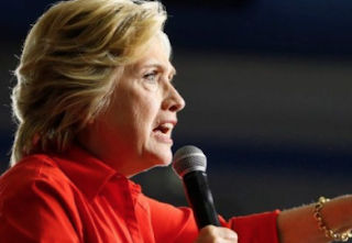 Hillary Clinton Has A New Excuse For Why She Lost