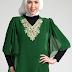 50 Contoh Trend Model Baju Muslim Kaftan Terbaru