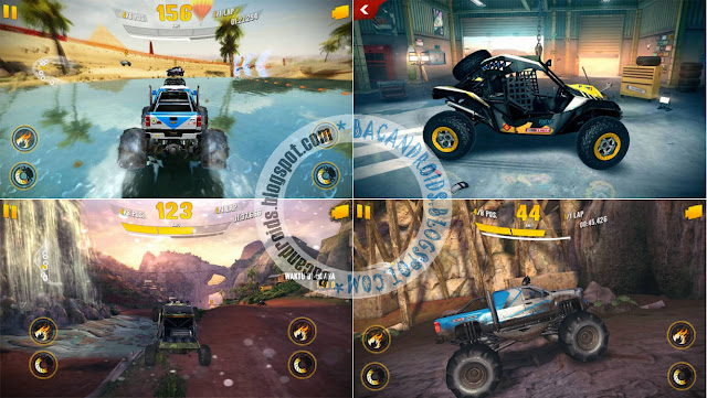 Asphalt Xtreme Apk Obb Data Mod v1.0.3a For Android Versi Terbaru MOD Hack Unlimited Money unlock Car
