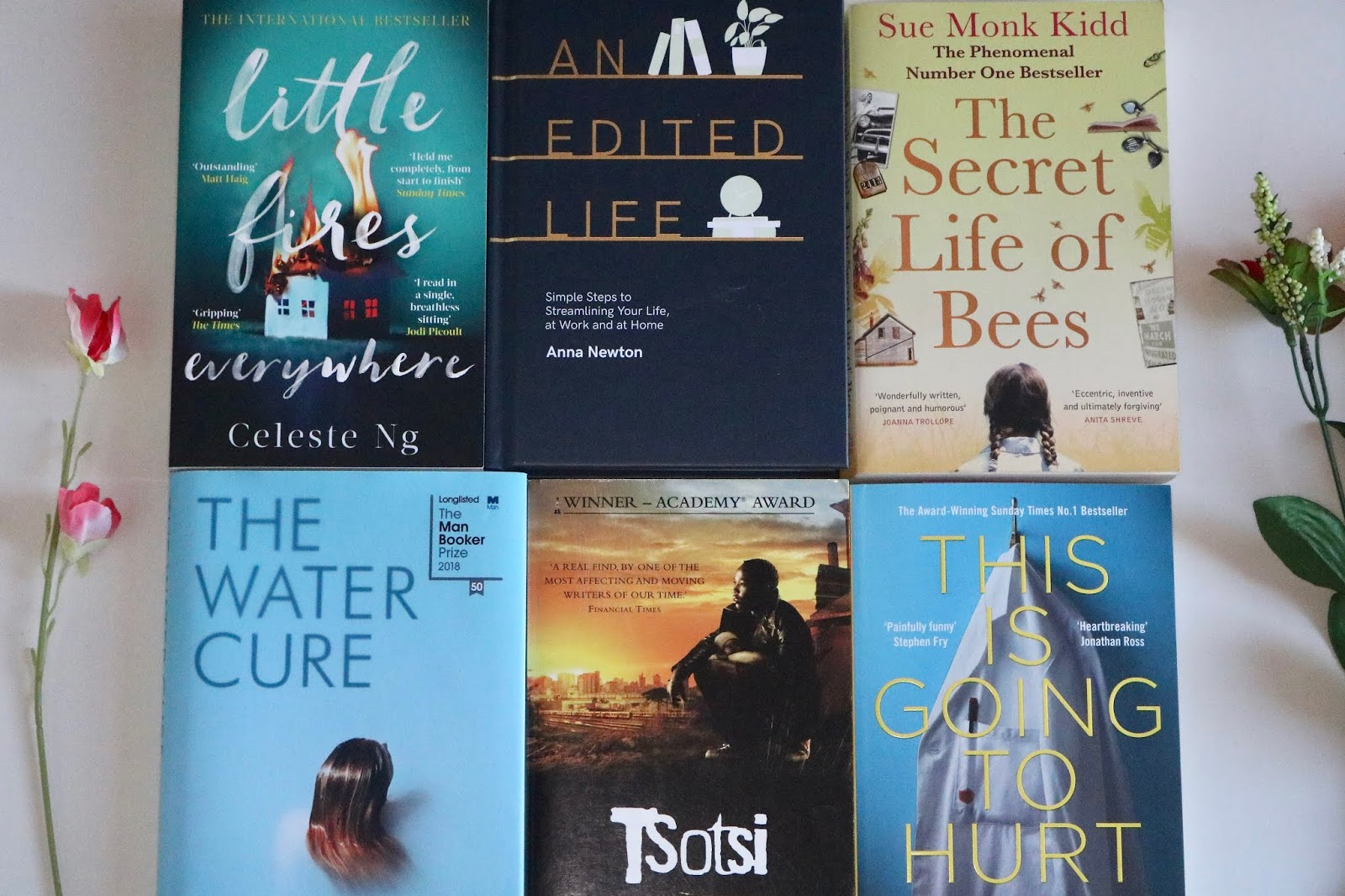 6 Books I Want To Read This Spring