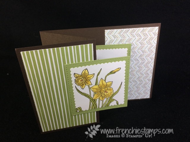 You've Inspiring, Stampin'Up!, Frenchie Stamps