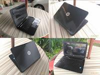 laptop bekas hp-r018tu celeron